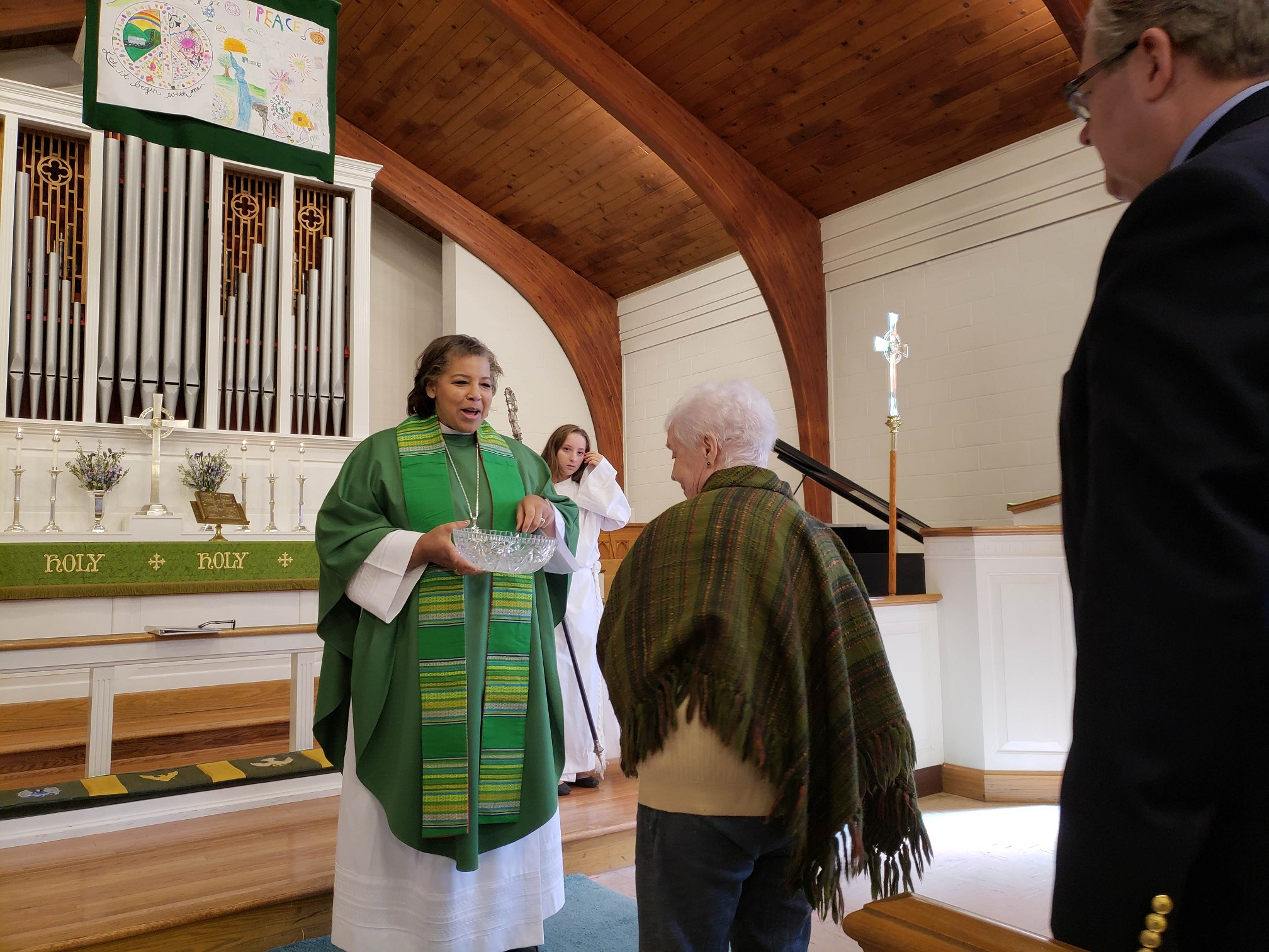 Post Baptismal Vows Renewal Blessing