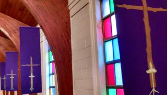 Church - Lenten Banners